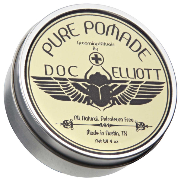 Doc Elliott Pure Pomade Top