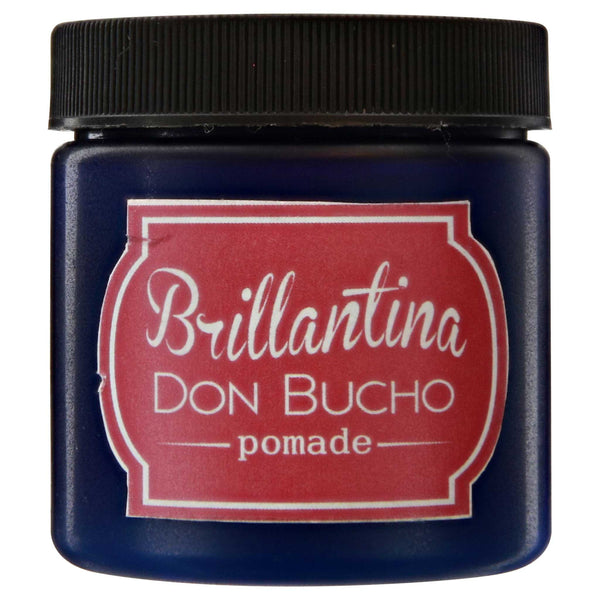 Don Bucho Brillantina Pomade Side