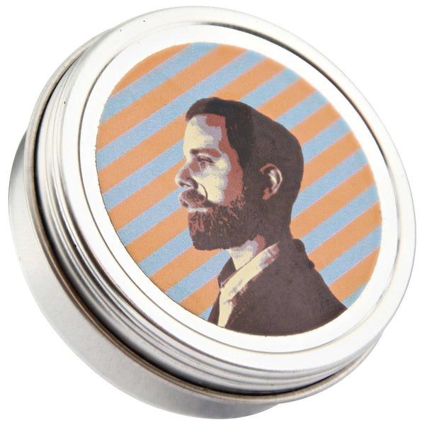 Dubs Beard Balm Top Label