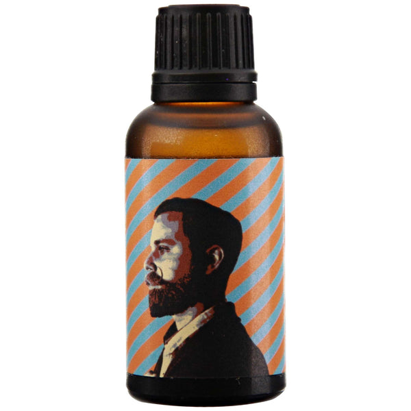 Dubs Beard Oil Front Label