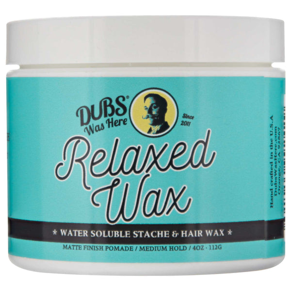 Dubs Was Here Relaxed Wax
