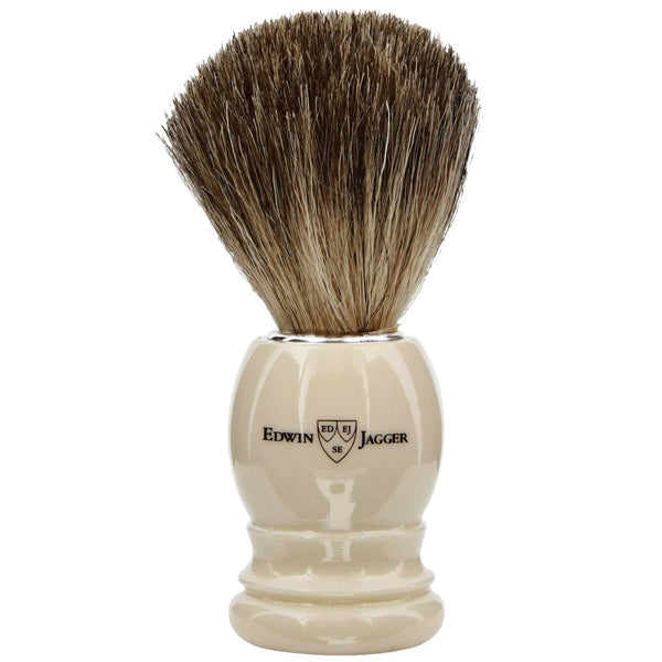 long lasting shaving brush for wet shaving safety razors
