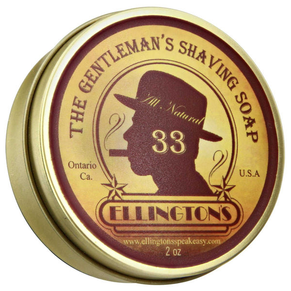 Ellington's Shaving Soap Original Aroma