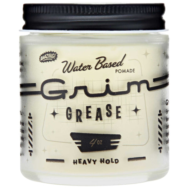 Grim Grease Heavy Water Based Pomade