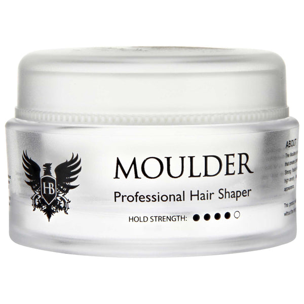 Hairbond Moulder Pomade Side Label