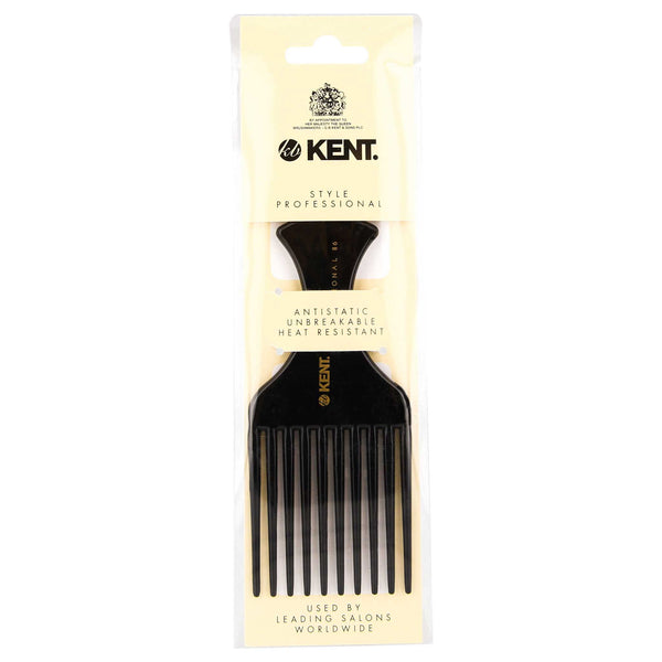 Unbreakable and heat resisting comb for detangling hair