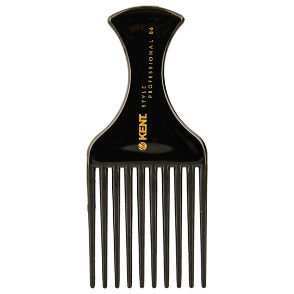 This Kent Professional Pick Comb has many uses such as creating lift from your pompadour