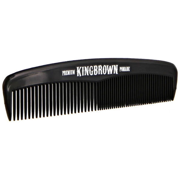 side view of comb from King Brown Pomade