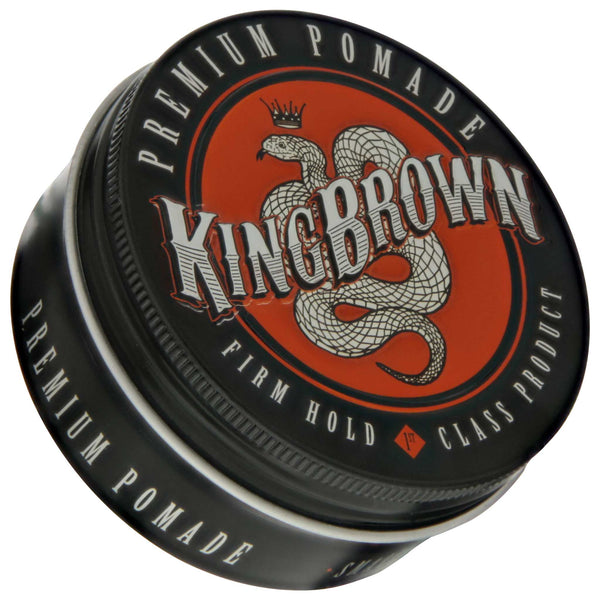 King Brown Premium Pomade