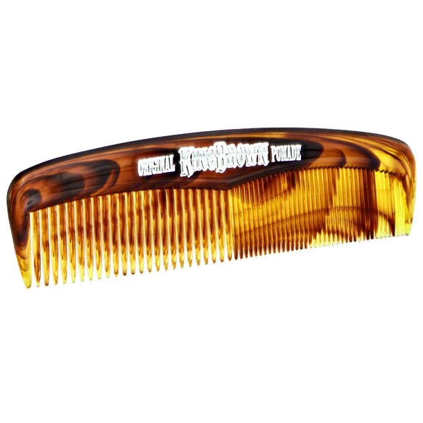 comb for touching up that sidepart or pompadour hair style