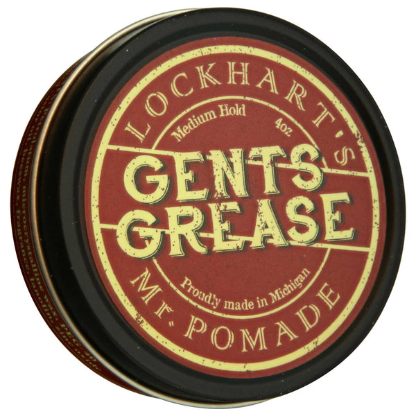 Lockhart's Gents Grease Pomade