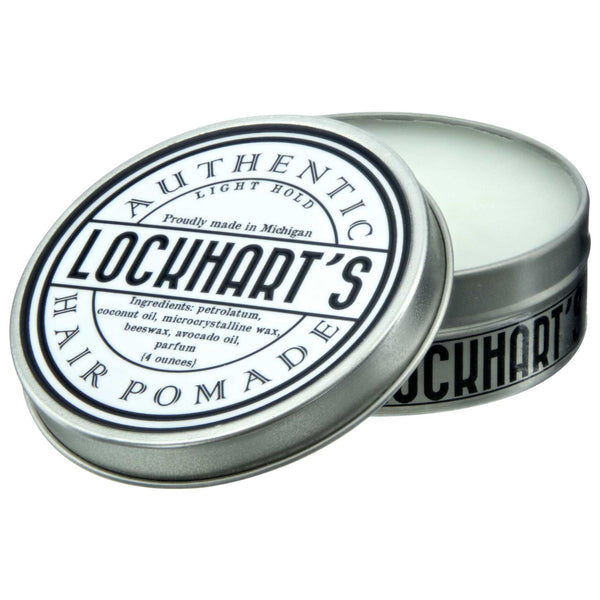 Lockhart's Light Hold Pomade Open