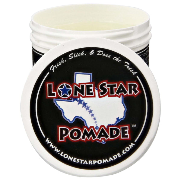 Lone Star Pomade Super Hold Open