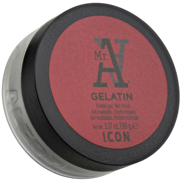 a gelatin pomade that promotes growth and volume