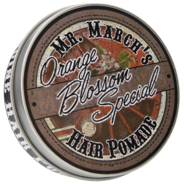 Mr. March's Orange Blossom Pomade
