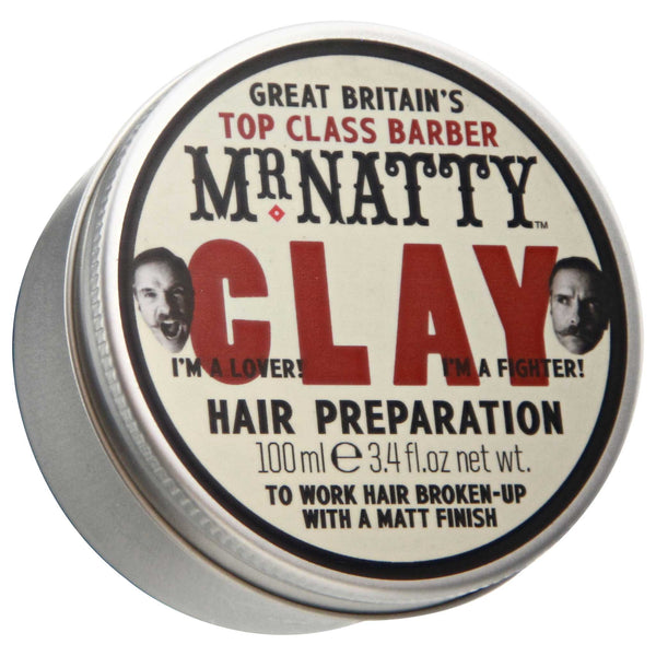 Mr Natty Clay Pomade