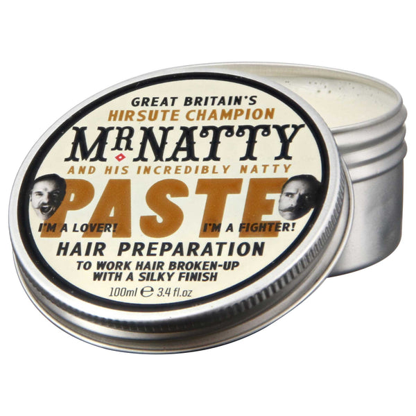 Mr Natty Paste Pomade Open