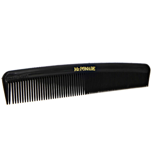 large everyday comb from Mr. pomade black