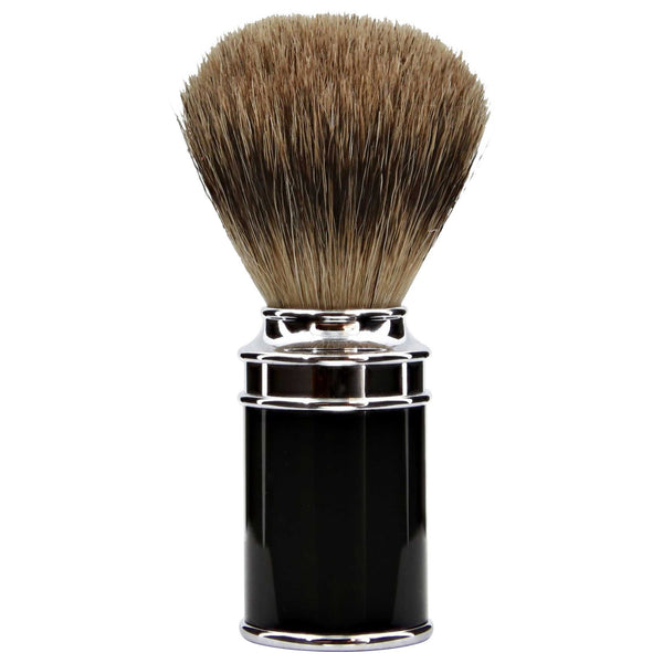 the most beautiful shaving brush ever made