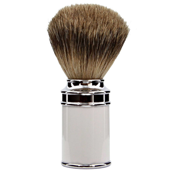 elegant shave brush that you will love to use from muhle