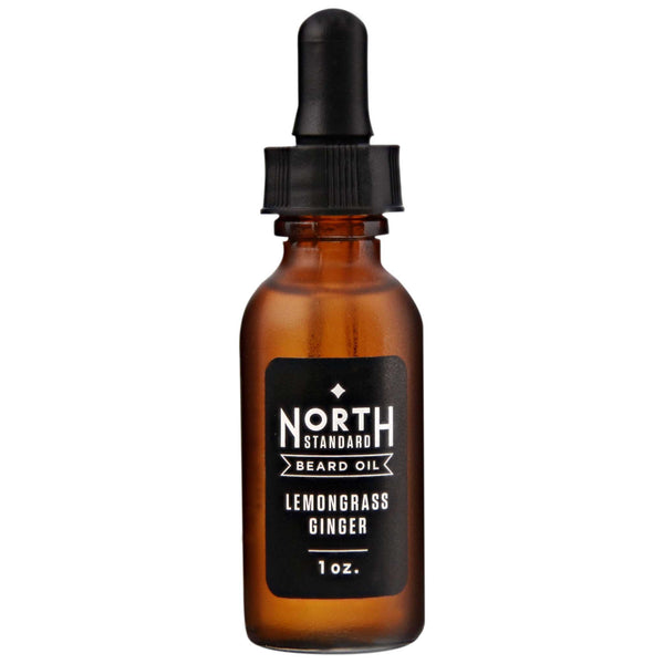 North Standard Beard Oil Front
