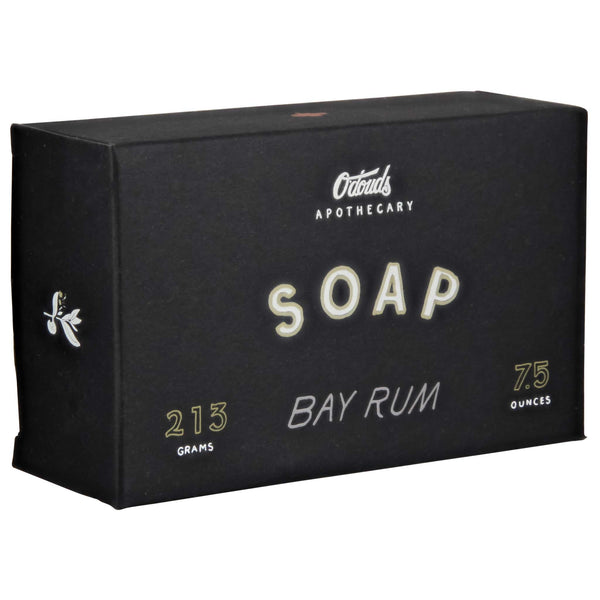 O'Douds Bay Rum Soap