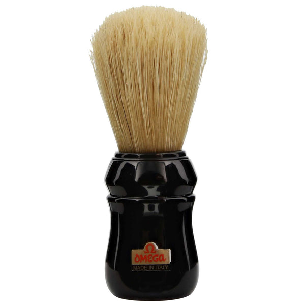 great cheap beginners shaving brush that works very well