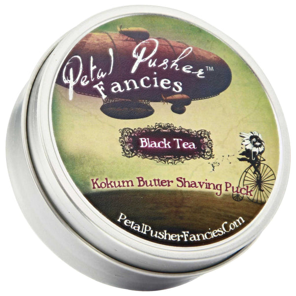 Petal Pusher Fancies Kokum Butter Shave Soap Black Tea