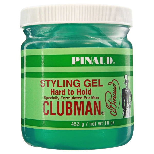 Pinaud Clubman Styling Gel,  Hard to Hold