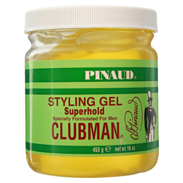Pinaud Clubman Styling Gel, Super Hold