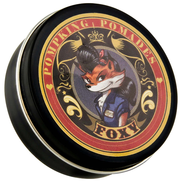 Pompking Foxy water based pomade