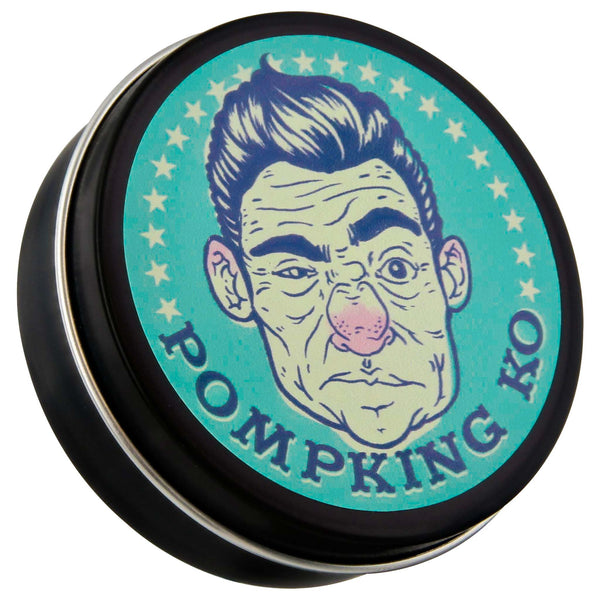 Pompking KO Pomade can oil based