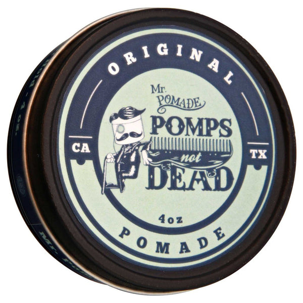 Pomps Not Dead Limited Edition