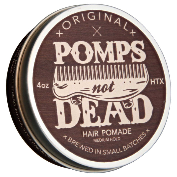 Pomps Not Dead Original Pomade