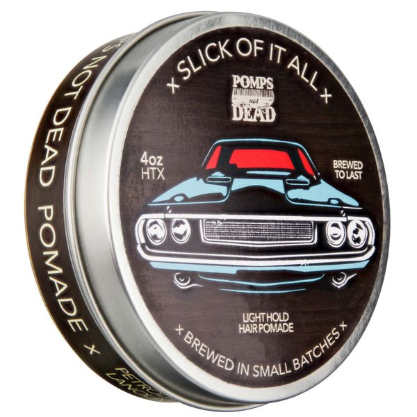 Pomps Not Dead Slick Of It All Pomade