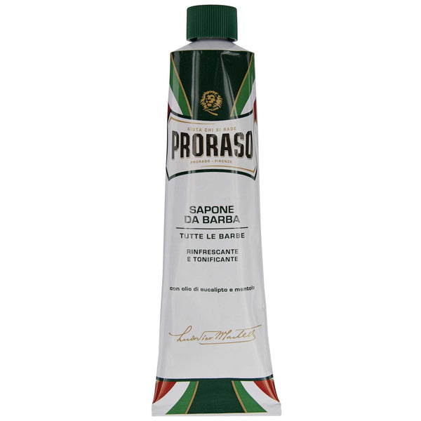 Healing Proraso Shave Cream in Tube with Aloe & Vitamin E