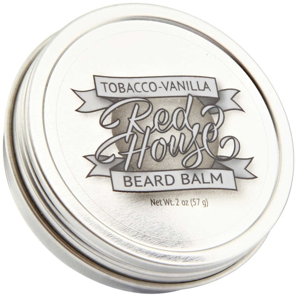 Red House Beard Balm Front