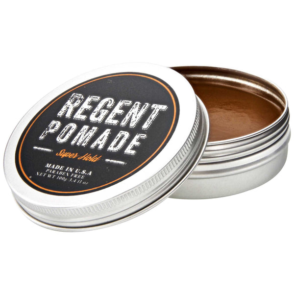 Regent Pomade Super Hold Open