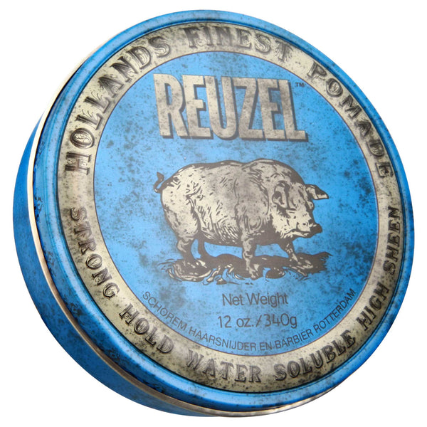 Reuzel Heavy Hold Pomade Hog Top