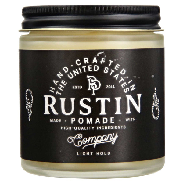Rustin Light Hold Pomade