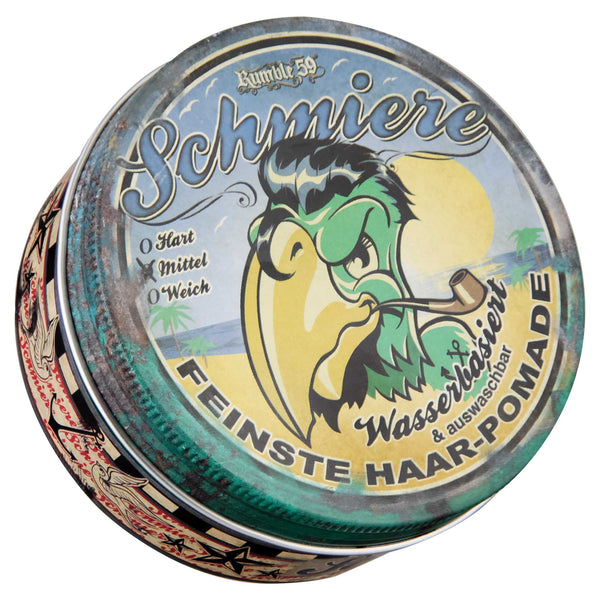 Schmiere Medium Water Based Pomade - Tin