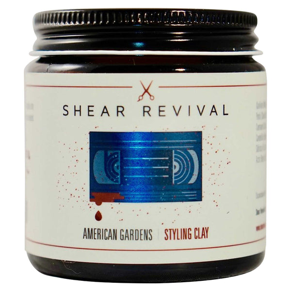 Shear Revival American Gardens Styling Clay