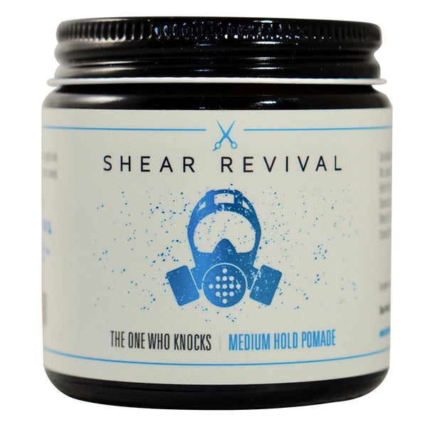 Shear Revival The One Who Knocks Pomade