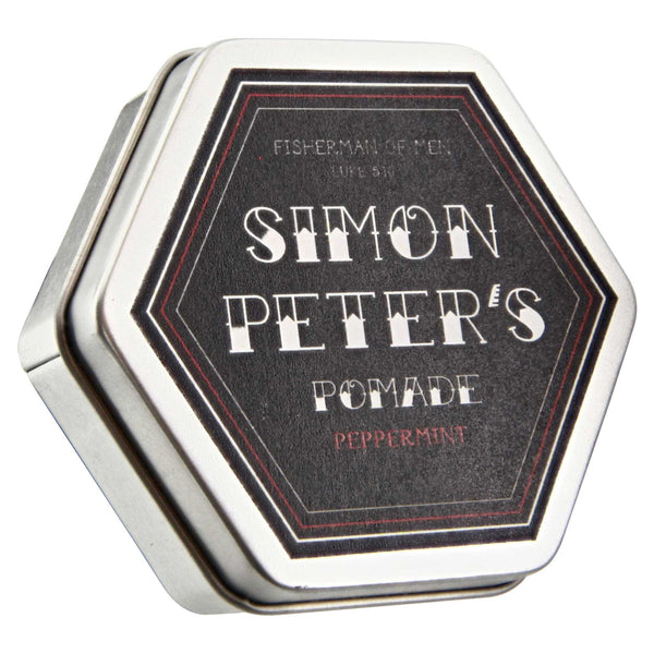 Simon Peter's Medium Hold Pomade