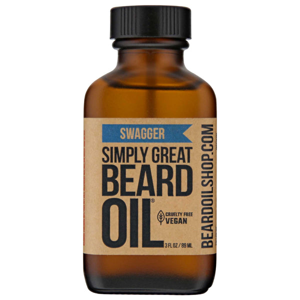 Simply Great Beard Oil Swagger Scent