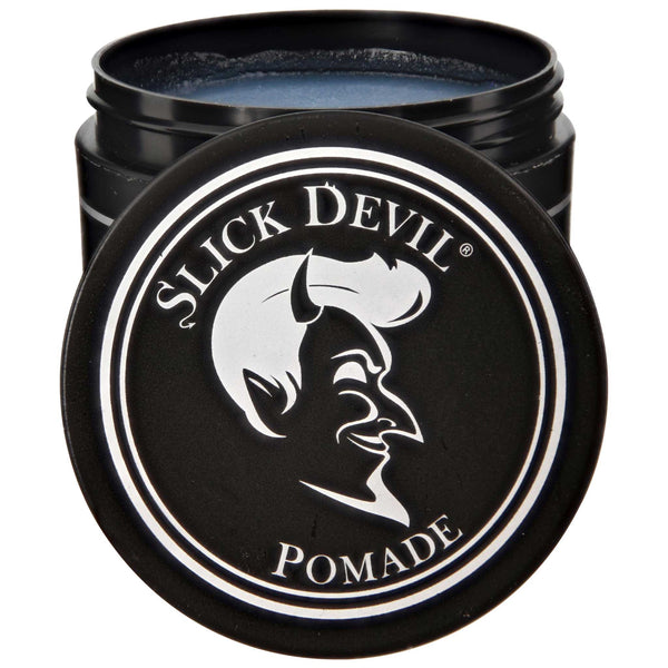 Slick Devil Pomade 12 oz Open