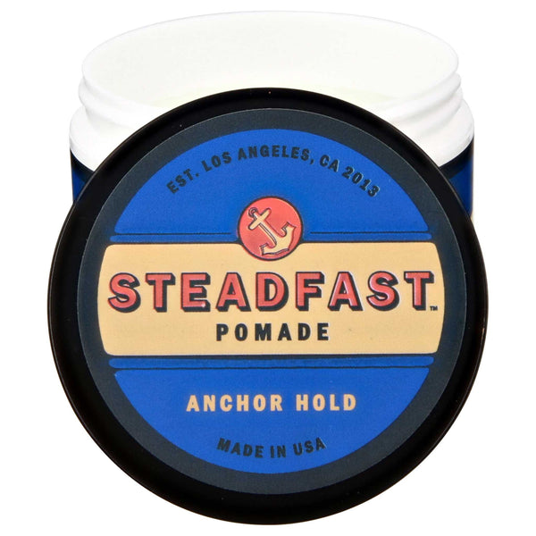 Steadfast Pomade Anchor Hold Open