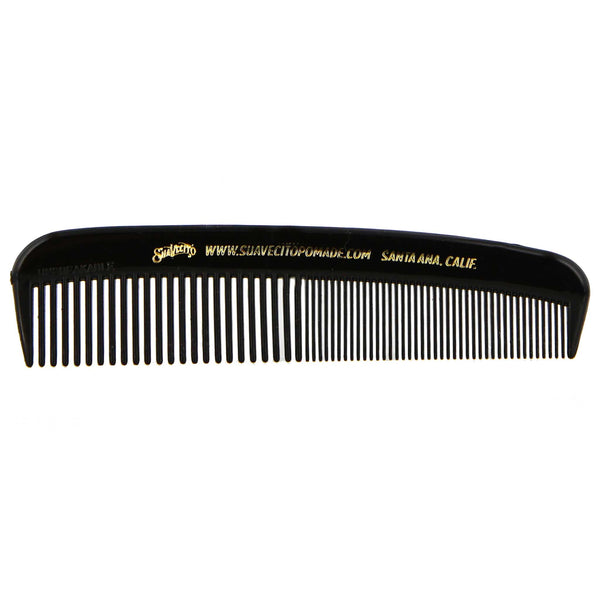 deluxe comb for daily hair styling from Suavecito pomade