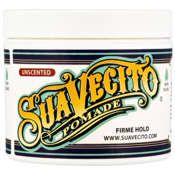 Suavecito Firme/Strong Hold Pomade Unscented