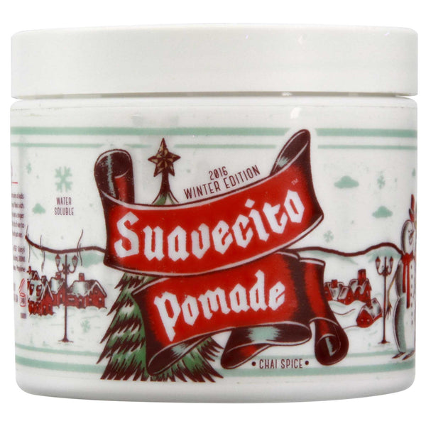 Suavecito Original Hold Winter Pomade Side Label